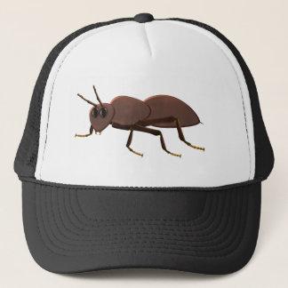 Boné Formiga marrom pequena
