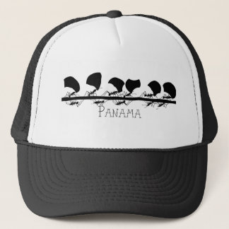 Boné Formiga Panamá de Leafcutter