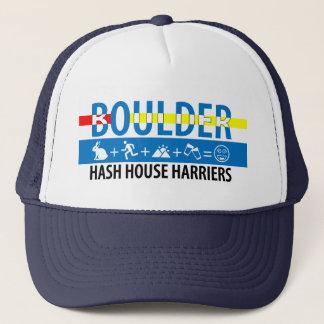 Boné Fórmula de vencimento de Boulder H3