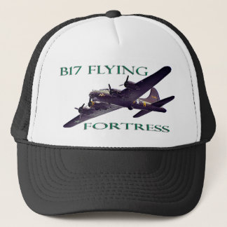Boné Fortaleza do vôo B17