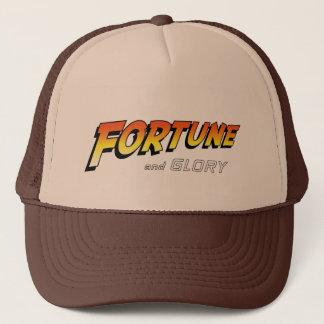 Boné Fortuna e glória, miúdo