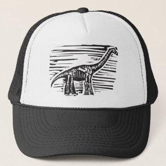 Boné Fóssil do Apatosaurus