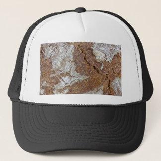 Boné Foto macro da superfície do pão de mistura de Ger