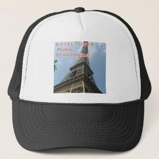 Boné Francês do verão 2016 de Paris France da torre