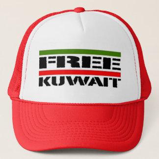 Boné freekuwait2