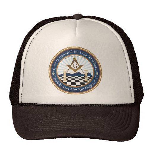 Boné Freemason CARN Brasil