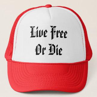 Boné FreeOr vivo morre