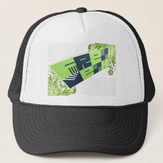 Boné Fresco: Camionista do logotipo da malha