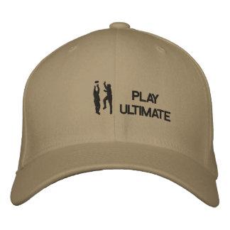 Boné Frisbee final chapéu costurado
