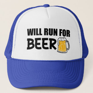 Boné Funcionará para a cerveja engraçada
