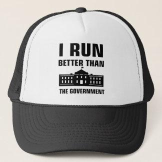 Boné Funcione melhor do que o governo