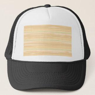Boné Fundo de madeira pálido