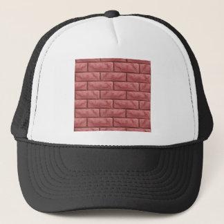 Boné Fundo sem emenda da textura da parede de tijolo