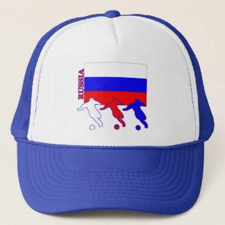 Boné Futebol Rússia