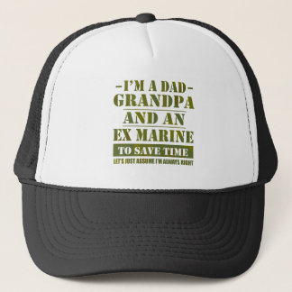 Boné Fuzileiro naval ex