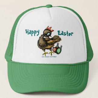 Boné Galinha da páscoa e chapéu engraçados dos coelhos