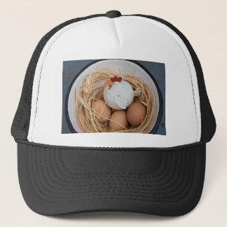 Boné Galinha & ovos