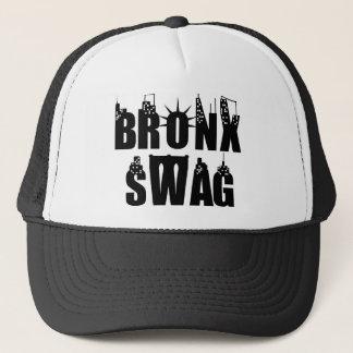 Boné Ganhos da cidade de Bronx