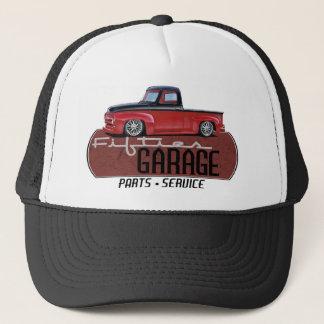 Boné Garagem do anos 50 com caminhão