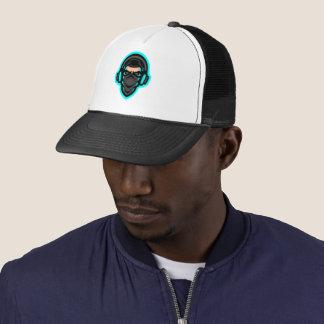 Boné Garbo o chapéu do camionista do Gamer