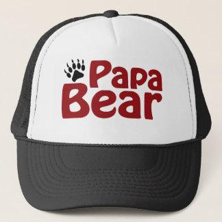 Boné Garra de urso da papá