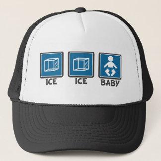 Boné Gelo do gelo