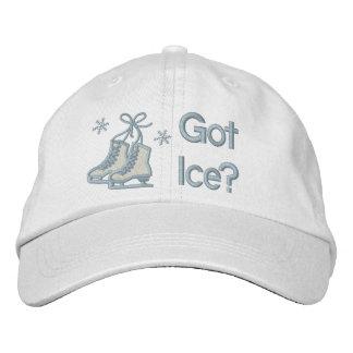Boné Gelo obtido?