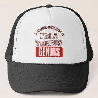 Boné gênio do tênis