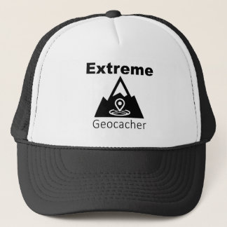 Boné Geocacher extremo