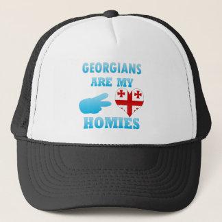 Boné Georgians é meu Homies