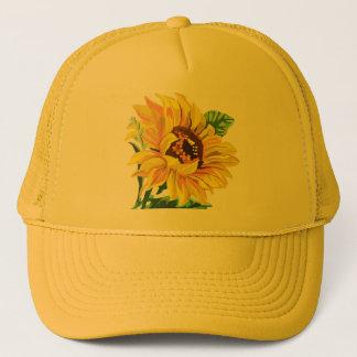 Boné Girassol do chapéu