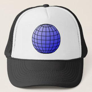Boné Globo grande da rede
