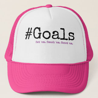 Boné #Goals