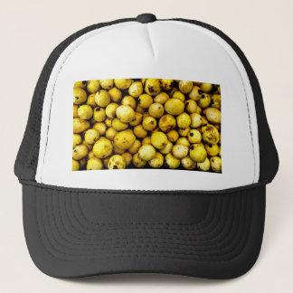 Boné Goiaba amarela