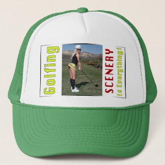 Boné Golfing