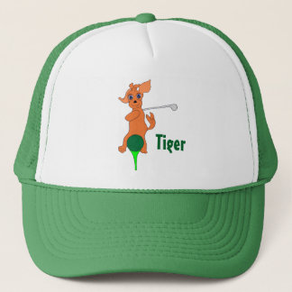 Boné Golfing feliz pelos Feliz Juul Empresa