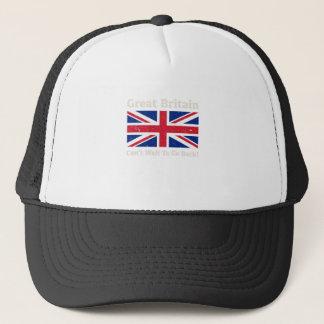 Boné Grâ Bretanha - eu quero ir para trás!