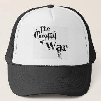 Boné Grafites do roupa do logotipo da guerra