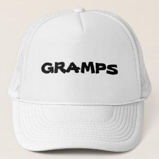 Boné Gramps (vovô)