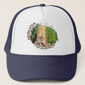 Boné Grande chapéu da sequóia!