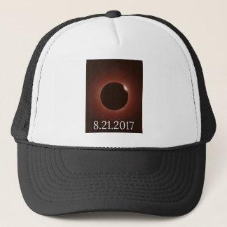Boné Grande eclipse solar total americano 2017