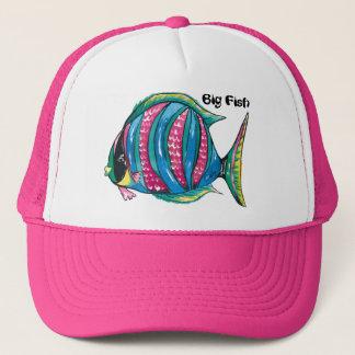 Boné Grande-Peixes