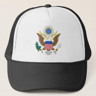 Boné Grande selo dos Estados Unidos