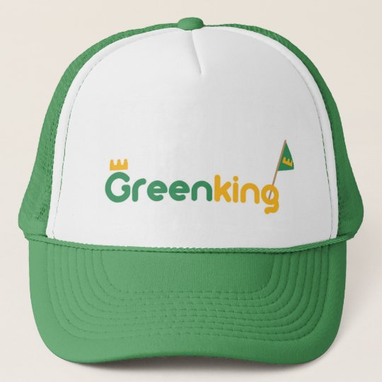 Boné GREEN King HAT KING