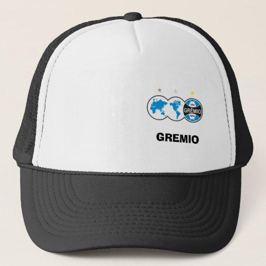 Boné gremio_mundo-logo, GREMIO