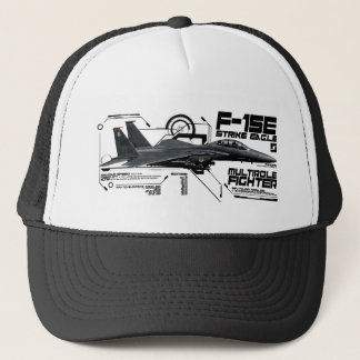 Boné Greve Eagle de F-15E