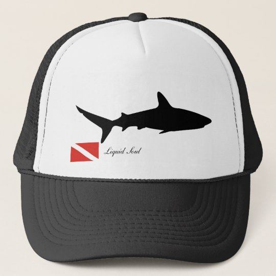 Boné Grey Reef Shark - Hat