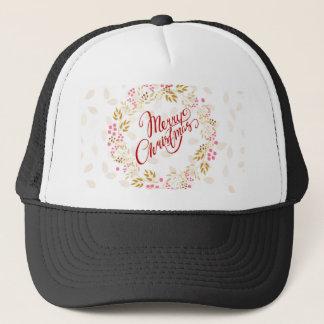 Boné Grinalda alegre de Cristmas