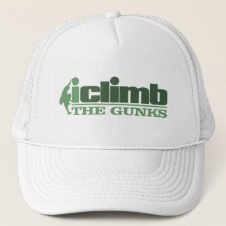Boné grn do iclimb 2 (os Gunks)