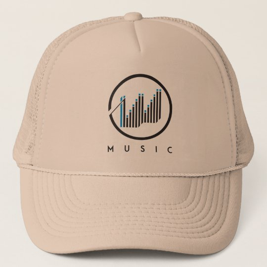 Boné Grow Music Hats
